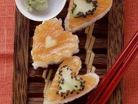 Sushi Hearts recipe