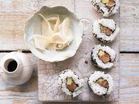 Pickled ginger Recipes