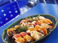 Sushi Plate recipe