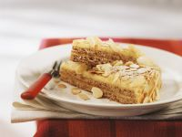 Swedish Almond Cake recipe