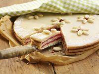 Swedish Lingonberry Tart