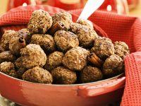 Swedish Meatballs with Cinnamon recipe