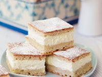 Swedish Shrove Tuesday Squares recipe