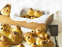 Swedish-Style Chelsea Buns recipe