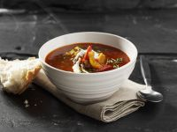 Winter Game Meat Soup recipe