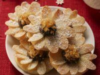 Almond Flower Cookies recipe