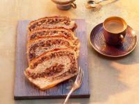Sweet Almond Swirl Bread recipe