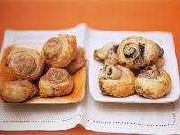 Sweet and Savory Puff Pastry Pinwheels recipe