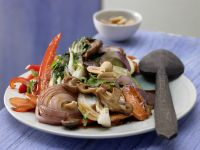 Sweet and Sour Asian Vegetables recipe