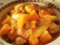 Sweet and Sour Pumpkin Relish recipe