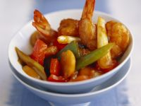 Sweet and Sour Shrimp recipe