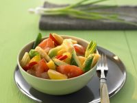 Sweet and Sour Veggie Curry recipe