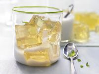 Sweet Apple Jelly Cubes recipe