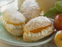 Sweet Apricot Puffs recipe