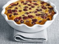 Sweet Baked Cherry Pudding recipe