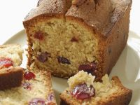 Sweet Cherry Loaf recipe