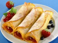 Sweet Dessert Pancakes recipe