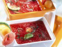 Sweet Fruit Bisque recipe