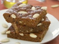 Sweet Honey Cake Slice recipe