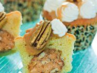 Sweet Nut Caramel Cakes recipe