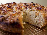 Jewish Pasta Pie recipe