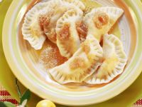 Sweet Pasta Parcels recipe
