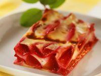 Sweet Plum Lasagna
