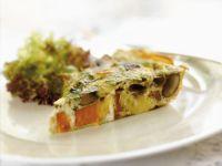 Sweet Potato and Gouda Frittata recipe