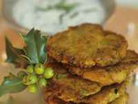 Sweet Potato and Sage Patties recipe