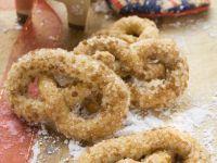 Sweet Pretzels for Christmas recipe