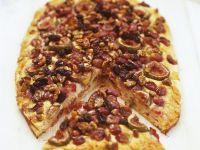 Sweet Raisin, Fig, and Nut Cake recipe