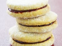 Sweet Raspberry Cookies recipe