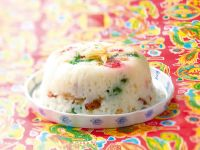 Sweet Rice Dome recipe