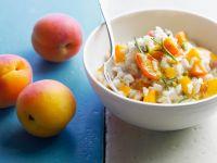 Sweet Rice with Herbs recipe