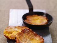 Sweet Squash Fritters recipe
