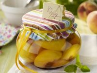 Sweet Stone Fruit in Syrup recipe
