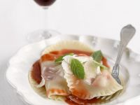 Sweet Stuffed Pasta recipe