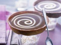 Sweet Swirly Tartlets recipe
