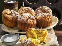 Sweet Zucchini Carrot Muffins recipe