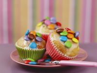 Sweetie-topped Muffins recipe