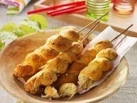 Swirled Breadsticks recipe
