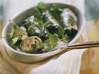Swiss Chard Roulades recipe