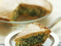 Swiss Chard Tart recipe