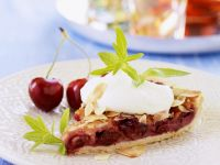 Swiss Cherry Cake recipe