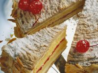 Swiss Fruit Cake recipe