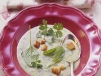 Swiss Herb and Vegetable Soup recipe