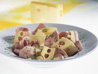 Swiss Sausage Salad recipe