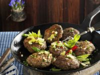 Swiss-Style Meatballs recipe