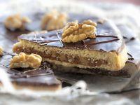 Swiss-style Nut Pie recipe