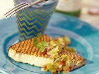 Swordfish Steaks with Salsa recipe